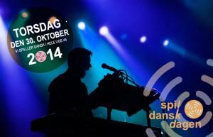 "Will be performing as part of ""spil dansk ugen"" in Roskilde"